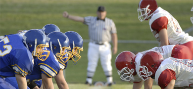 School Athletic Game Safety