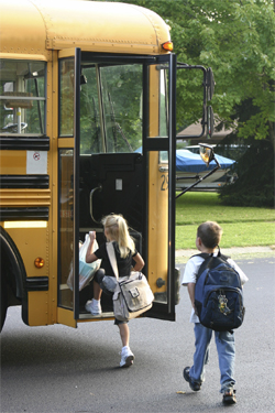 School Bus Driver Security Training